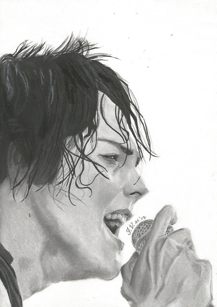 Gerard Way par IrishGirl